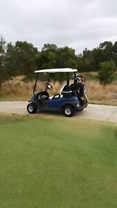 ClubCar Golf Cart Skye Frankston Area Preview
