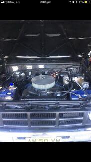 1986 Toyota Hilux V8 4x4