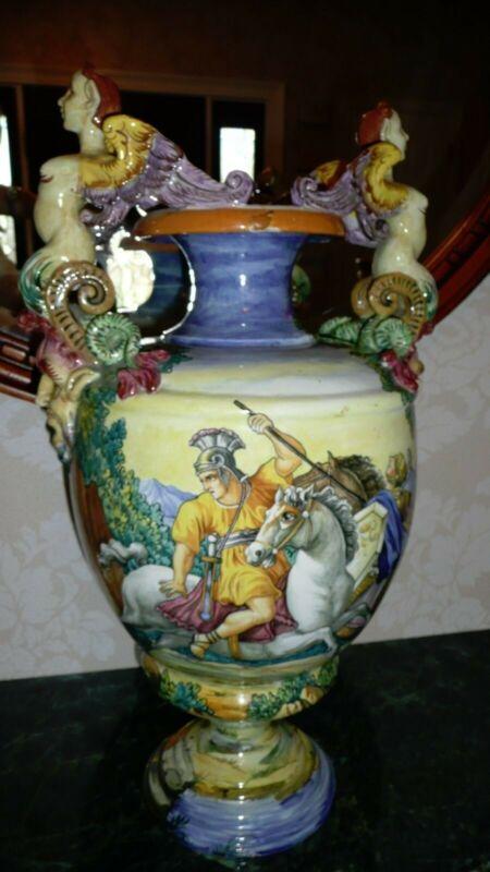 """19th Century 30"""" Antique Vase"""
