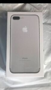 iPhone 7plus 256GB brand new sealed. Bonnyrigg Fairfield Area Preview