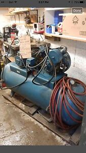 80 Gallon Commercial Compressors