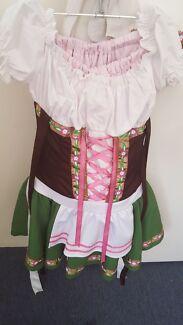 Women's Oktoberfest Costume for Hire  Forrestfield Kalamunda Area Preview