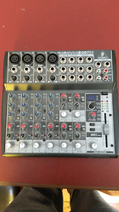 Behringer XENYX 1202FX 12 Channel Mixer Enmore Marrickville Area Preview