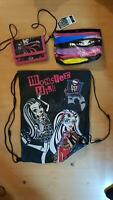 Monster High Kosmetiktasche Zugbeutel Rostock - Stadtmitte Vorschau