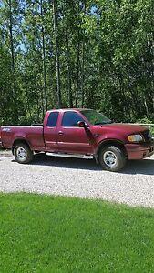 2003 Ford F-150 SLX Pickup Truck