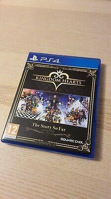 Kingdom Hearts: The Story so far (PS4) Used