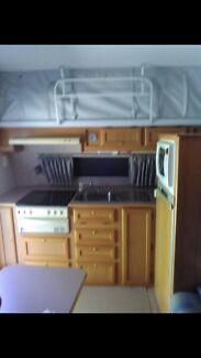 Jayco 2004 caravan 18ft