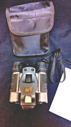 Galileo GR-BC 8 x 22 Digital Camera Binoculars Fully Coated Optics w/Manual
