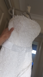 Weddind dress Jacana Hume Area Preview