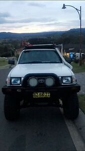 SELL OR SWAP TOYOTA HILUX 4x4 TURBO DIESEL Bulli Wollongong Area Preview