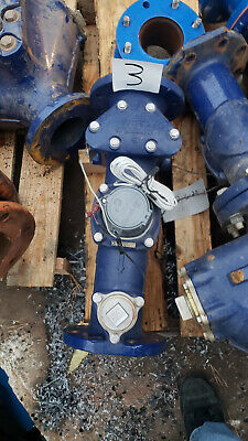 Sensus Omni Fireline C2 Water Meter 4 With Fire Main Strainer Sensus 3 Or 4