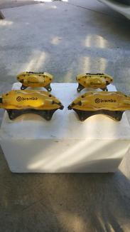 Brembo brake calipers  Morisset Lake Macquarie Area Preview