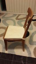 3 x chairs, antique stain INGOLF Miranda Sutherland Area Preview