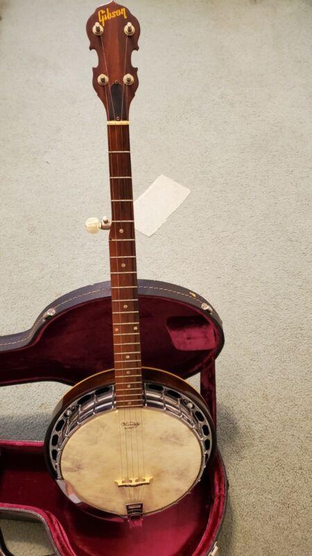 1976 Gibson RB-100 Banjo