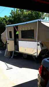 Chesney 13FT popup Caravan Townsville Townsville City Preview