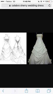 Size 14 Wedding Dress Strathpine Pine Rivers Area Preview