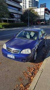 2006 Holden Viva Sedan East Perth Perth City Area Preview