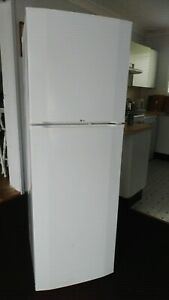Small clean LG fridge