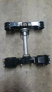 2012 SX-F Billet triple clamps Beverly Hills Hurstville Area Preview