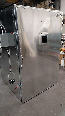 Batch Powder Coat Coating Electric Curing Oven  New  Deluxe Model Cerakote