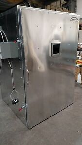 Powder coating oven ebay for Paint curing oven