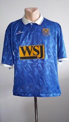 Football shirt soccer Shrewsbury Town Home 1993/1994/1995 MG Sportswear jersey M image