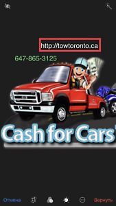 Cash for Cars  647-865-3125