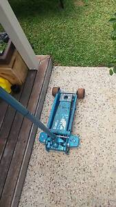 Trolley jack needs fixing Narangba Caboolture Area Preview