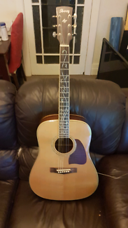 Ibanez acoustic guitar