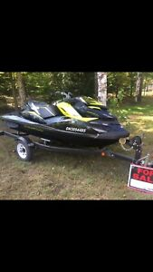 Sea-Doo and trailer for sale