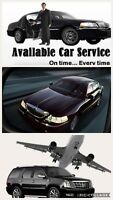 Guelph airport limo SUVs taxi 416-407-7355