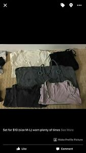 Women's Clothing (shirts, pants, jeans, maternity pants)