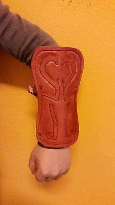 CHILDRENS Twilight Princess Link Leather Bracer Cosplay Legend of Zelda Cosplay - Princess Zelda Child Costume