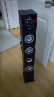 Sound bar Theater music system