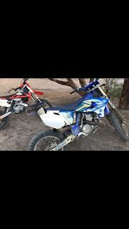 Wanted: Looking for a 2004 wr 450 slip on pipe or stock pipe