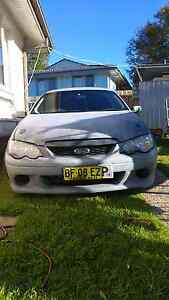 04 ba mk11 xr6 turbo Campbelltown Campbelltown Area Preview