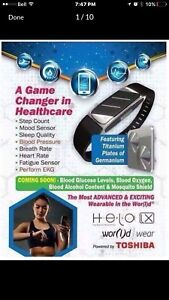 Helo lx ... fitbit on steroids ... IN STOCK