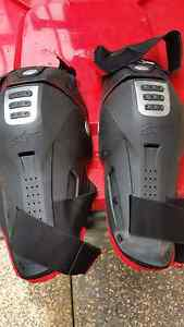 Motor cross knee and chin protector Rosebery Palmerston Area Preview