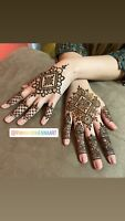 Bridal/ Party Henna Artist in GTA. Call  for Booking 9058669463