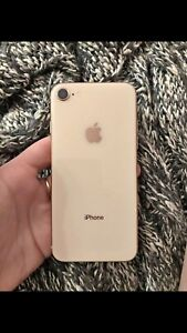 Iphone 8 (like new condition)