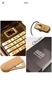Nokia 8800 Gold Brand New Made In Germany