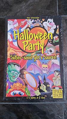 Halloween Party - Süßes-sonst gibt's Saures! ()