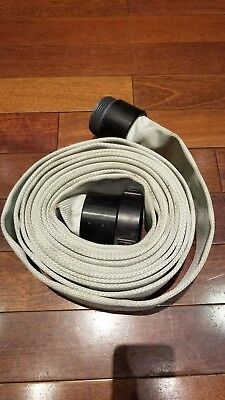 2 12 Fire Hose Pump Hose Fdny Theard Very Nice Great Deal More Available