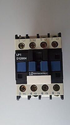 Telemecanique LP1 D12004 Contactor