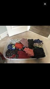 Large bin of 3t clothing