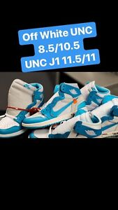 Authentic Nike jordan adidas yeezy supreme off White