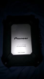 Pioneer 2ch amplifier Gm-3500