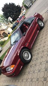1988 Ford Mustang GT 5.0! Super clean.