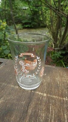 1967 Birth of Prince Alexander of Holland (Now King) Drinking glass