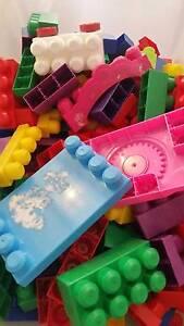 Mega Blocks Munno Para West Playford Area Preview